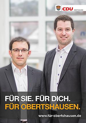 CDU-Obertshausen_KoWa2016_Für_Sie_Für_Dich